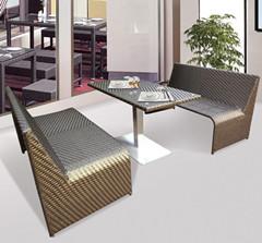 康福特休闲桌椅分类及特点