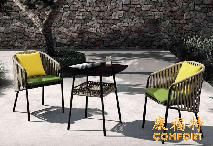 别墅庭院家具的最佳选择康福特户外家具