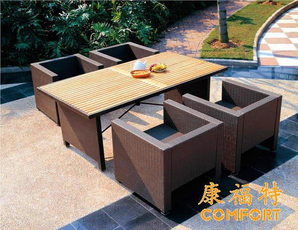 零点空间设计批量订购康福特桌椅套件