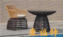 红星美凯龙携手康福特户外休闲桌椅
