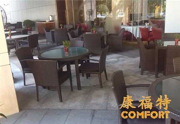 藤编户外家具远销海外传承亚洲典范