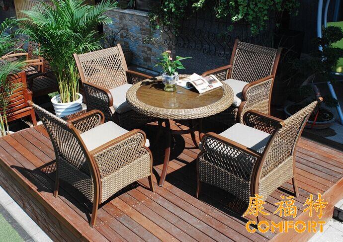 赣州翡翠谷项目高档舒适的户外家具