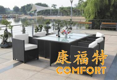 景观设计携手康福特户外藤艺家具共创美好环境