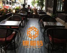 昆明市北辰财富中心西餐厅桌椅