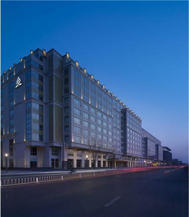 北京新世界酒店再次选择康福特户外家具