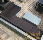 户外藤编家具,80012藤编沙发