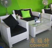 藤编家具,80026休闲沙发