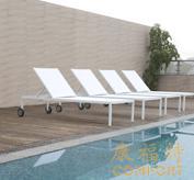 泳池躺椅/户外躺椅