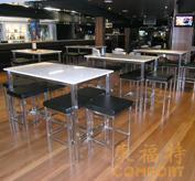康福特吧台桌椅/西餐厅桌椅