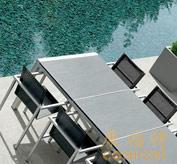 欧式泳池家具,大理石桌,休闲桌椅
