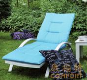 康福特欧式躺椅/编藤躺椅