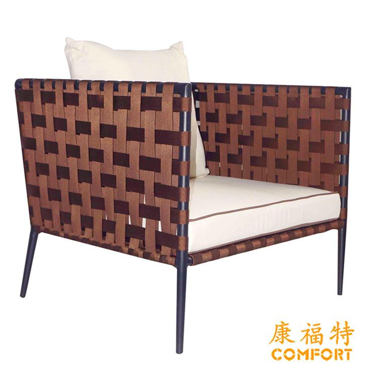【44857】织带沙发