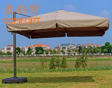 户外遮阳伞侧边伞