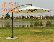 户外遮阳伞香蕉伞