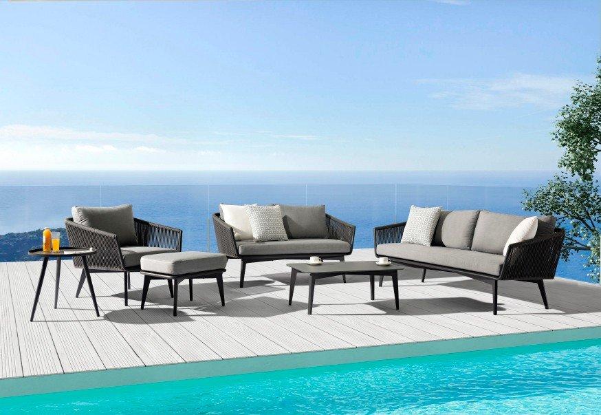 酷设Couture Diva迪瓦 沙发五件套 新款户外沙发