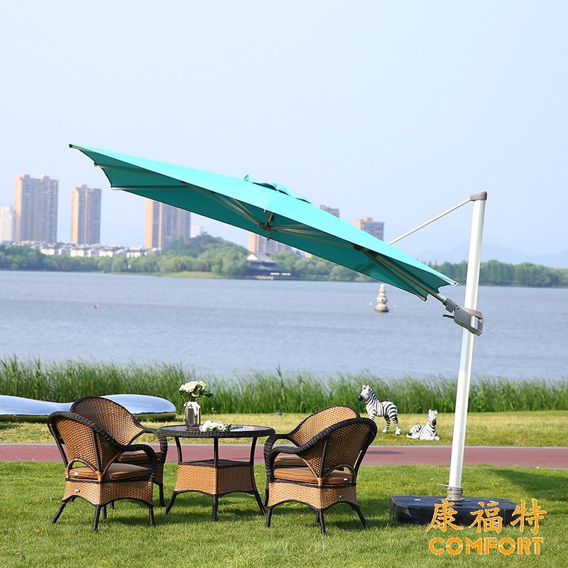 康福特豪华伞,美国Sunbrella太阳伞,深圳品牌太阳伞