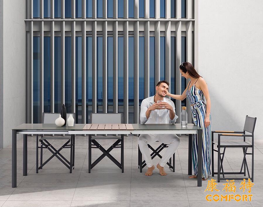 别墅花园高端定制休闲沙发组合 Polo Series
