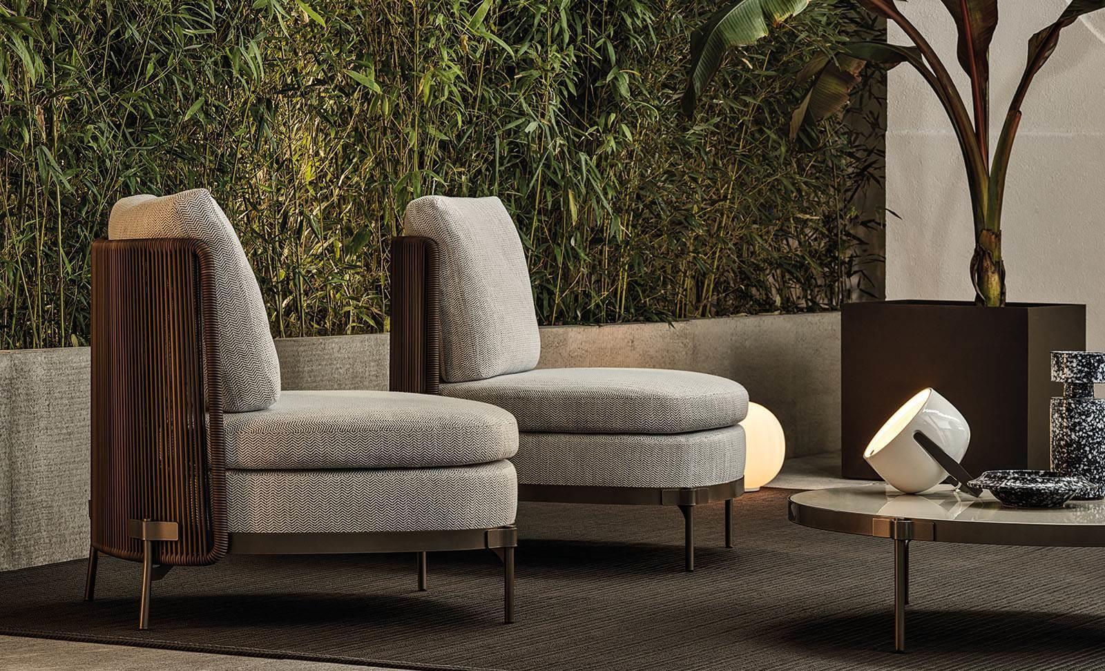 新款酒店别墅庭院休闲沙发椅休闲藤编椅