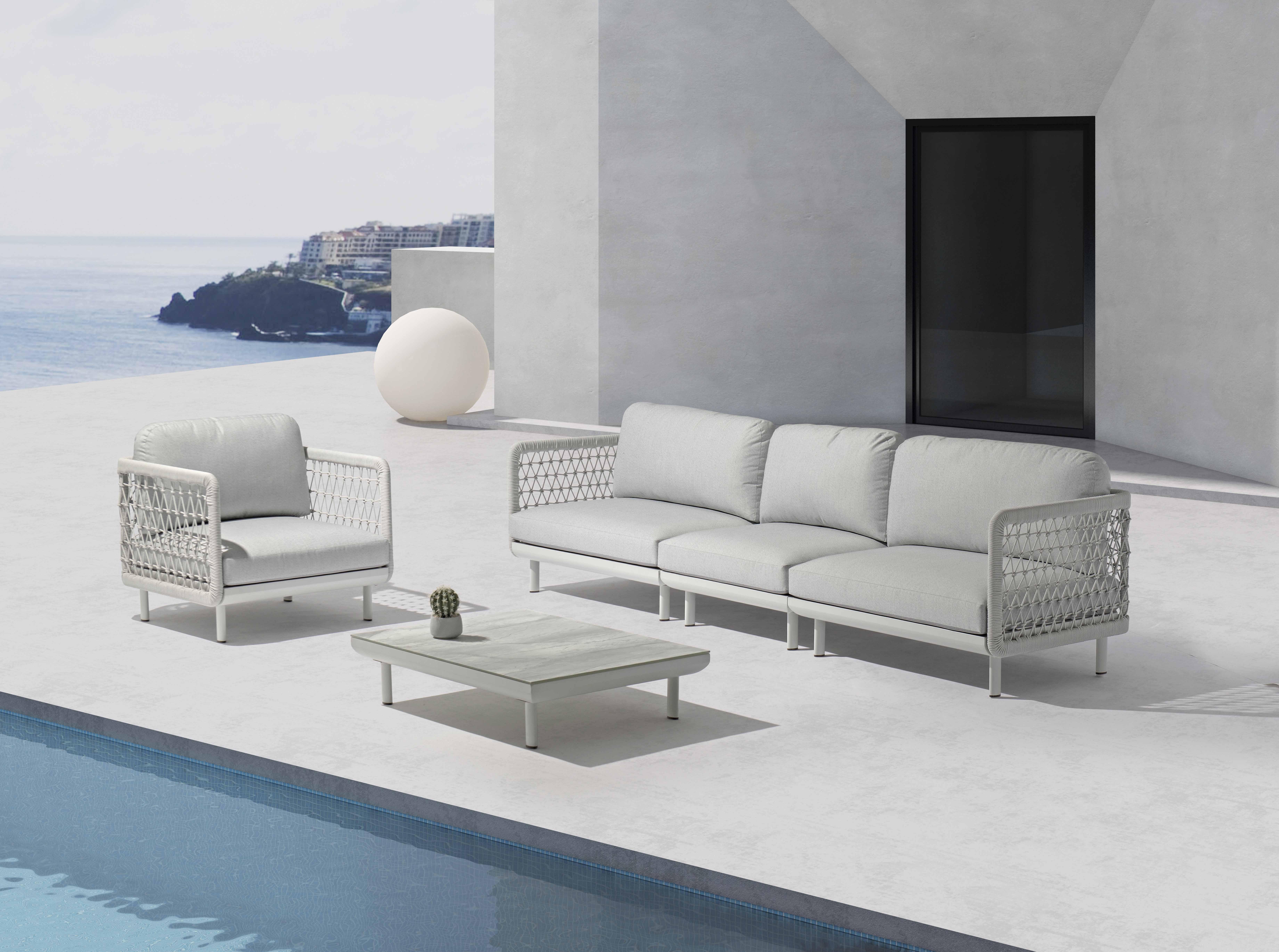 酒店别墅户外沙发组合阳台花园沙发套装