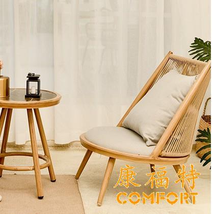 沉香沙发椅阳台桌椅组合户外藤椅套装